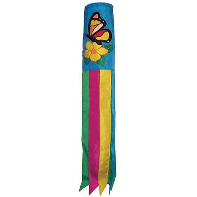 Butterfly Windsock - Great Canadian Kite Company