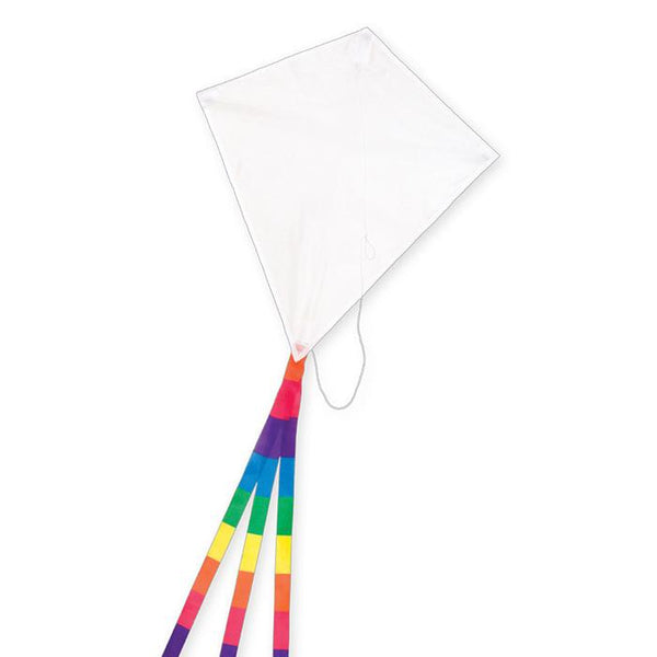 Diamond Colouring Kite, In The Breeze - Great Canadian Kite Co