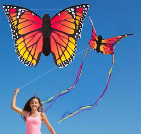 Monarch Butterfly Kite - Large, HQ Kites - Great Canadian Kite Co