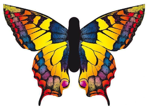 Swallow Tail Butterfly - Large by HQ Kites - Great Canadian Kite Company