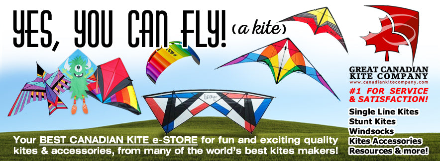 Great Canadian Kite Company - Super Kite Guys
