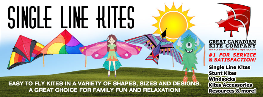 Great Kites in Canada