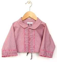 Rachel Tiny Stripe Jacket - Nest
