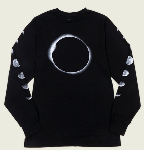 ECLIPSE Long Sleeve Men's Shirt