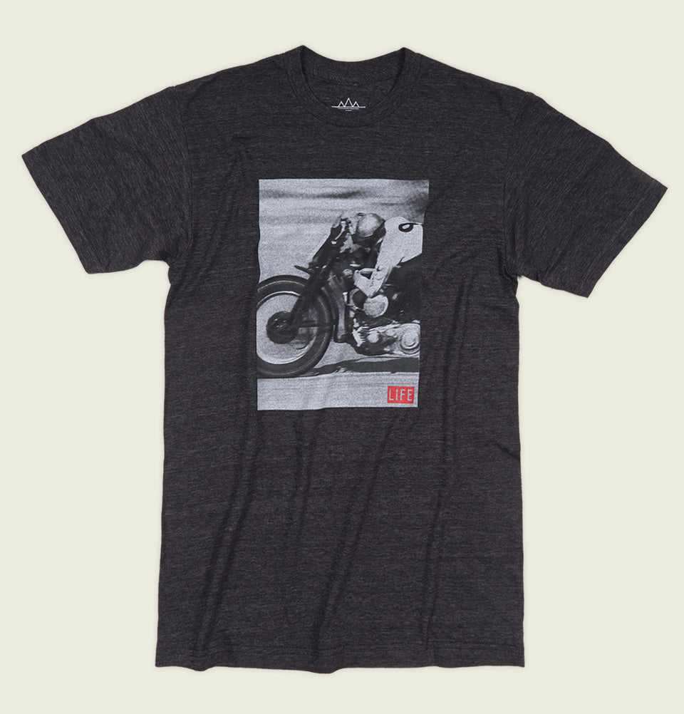 LIFE MOTORCYCLIST Unisex T-shirt - Tees.ca