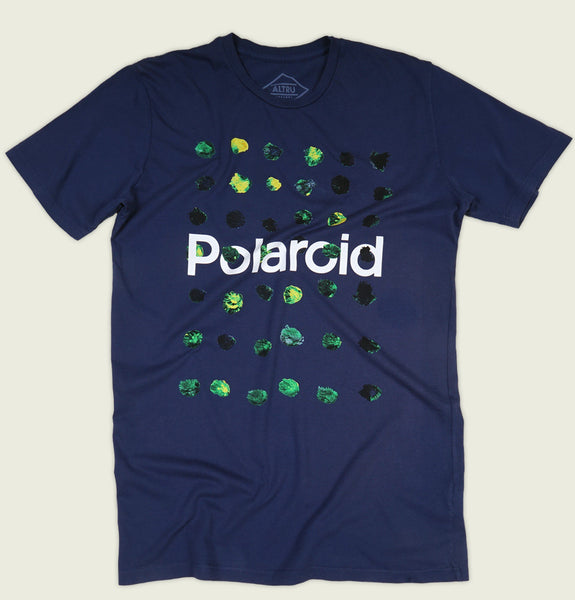 POLAROID PAINT DOTS Unisex T-shirt - Altru Apparel - Tees.ca