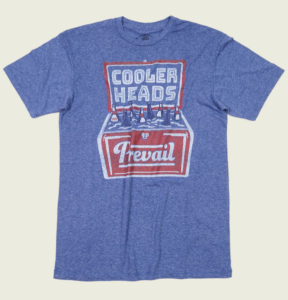 Cooler Heads Prevail Unisex T-shirt