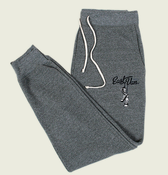 EAST VAN Unisex Sweatpants - EastVan.Supply - Tees.ca