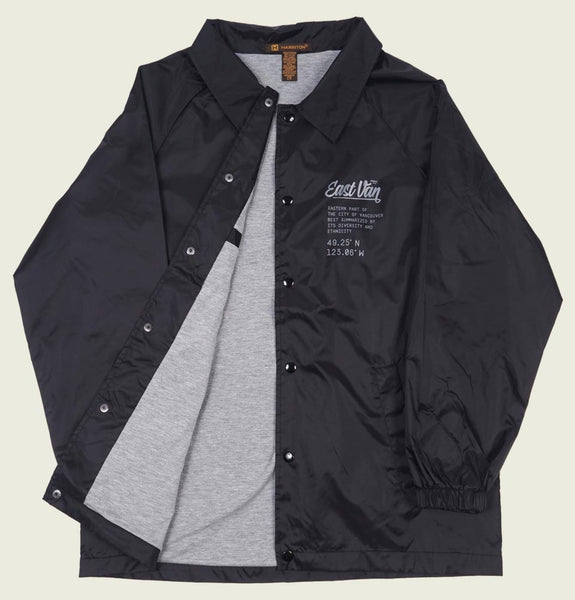 EAST VAN Unisex Waterproof Jacket - EastVan.Supply - Tees.ca