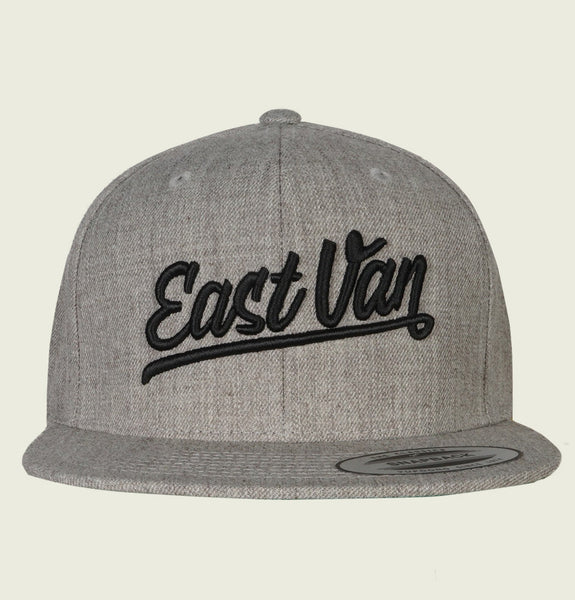 EAST VAN HEATHER GREY HAT - EastVan.Supply - Tees.ca