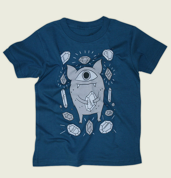 GEM BAT Kid's T-shirt - Little Whippersnapper - Tees.ca