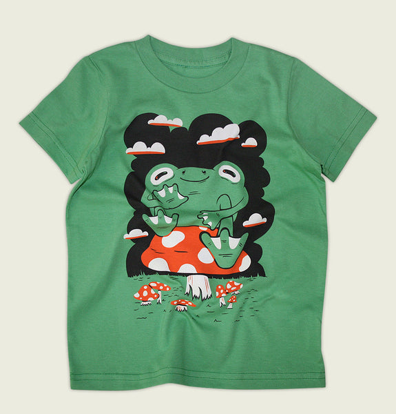 TOADSTOOL Kid's T-shirt - Tees.ca
