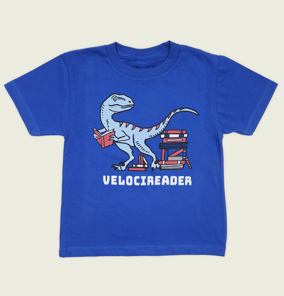 VELOCIREADER Kid's T-shirt