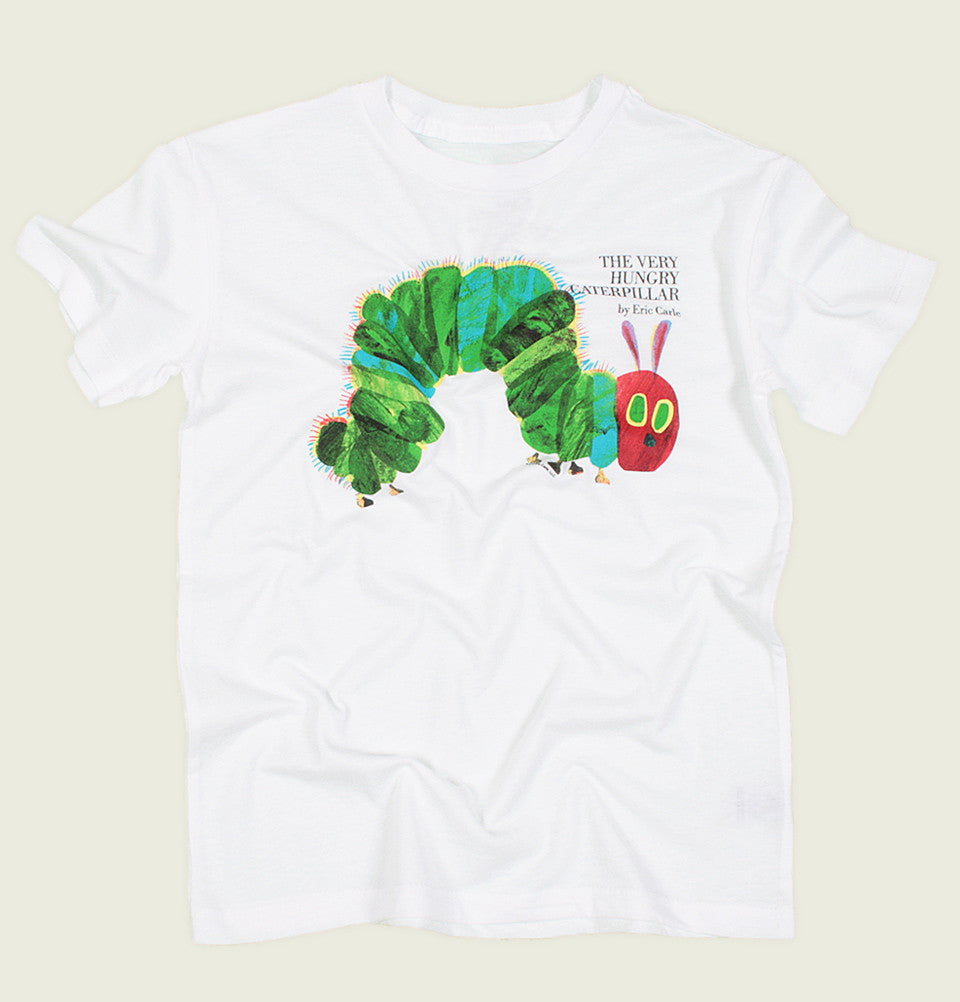 THE VERY HUNGRY CATERPILLAR Kid's T-shirt - Out of Print - Tees.ca