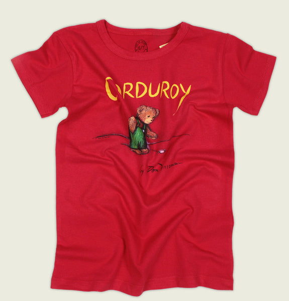 CORDUROY Kid's T-shirt - Tees.ca