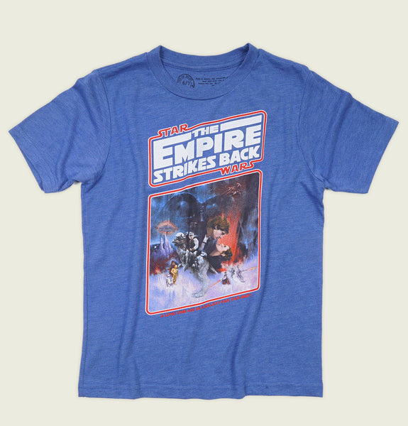 STAR WARS: THE EMPIRE STRIKES BACK Kid's T-shirt - Out of Print - Tees.ca