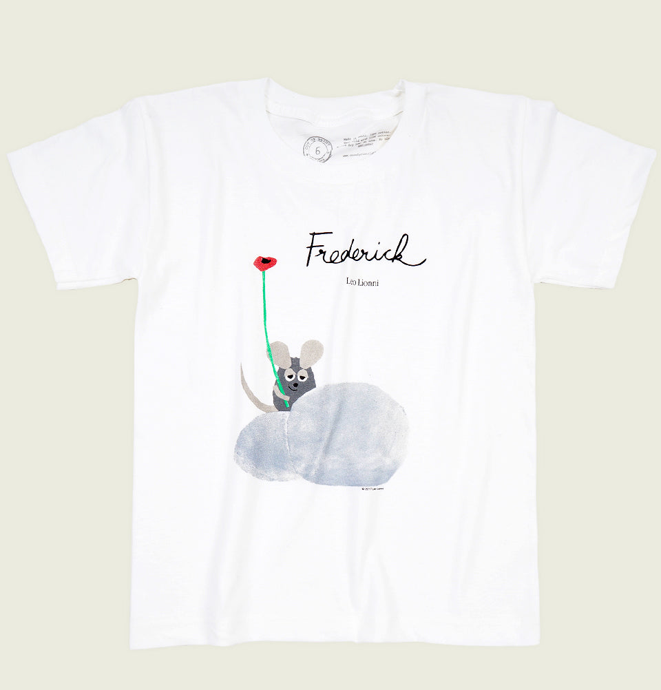 FREDERICK Kid's T-shirt - Out of Print - Tees.ca