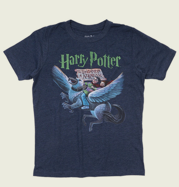 HARRY POTTER AND THE PRISONER OF AZKABAN Kid's T-shirt - Out of Print - Tees.ca