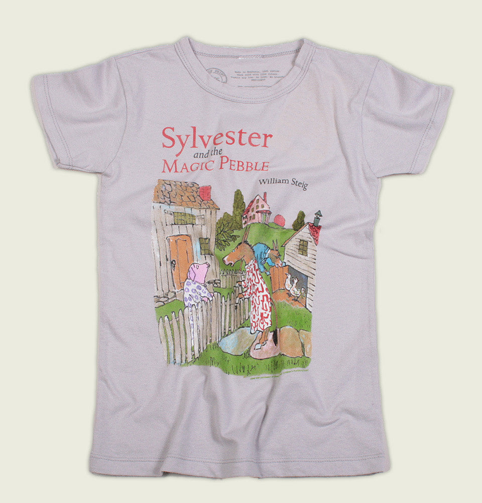 SYLVESTER AND THE MAGIC PEBBLE Kid's Tee - Tees.ca