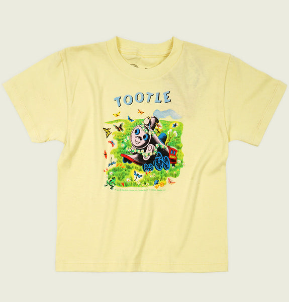 TOOTLE Kid's T-shirt - Out of Print - Tees.ca