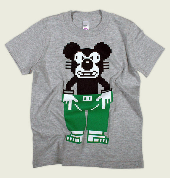 MOUSE PEECOL Kid's T-shirt - eBoy - Tees.ca