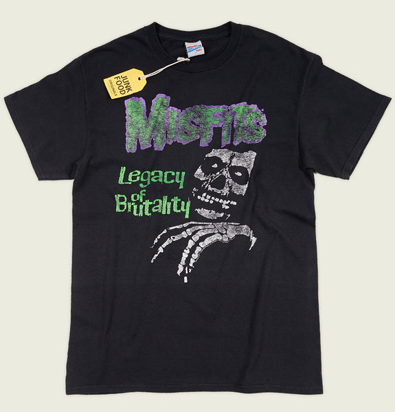 THE MISFITS LEGACY OF BRUTALITY Unisex T-shirt - Junk Food - Tees.ca