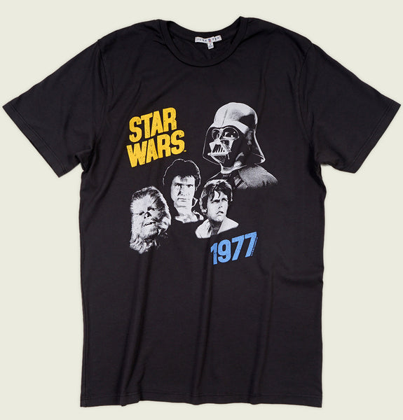 STAR WARS 1977 Unisex T-shirt - Junk Food - Tees.ca