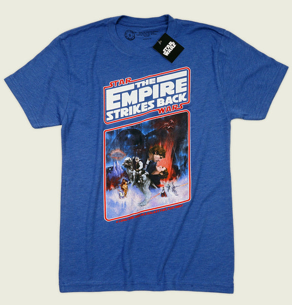 STAR WARS: THE EMPIRE STRIKES BACK Unisex T-shirt - Out of Print - Tees.ca