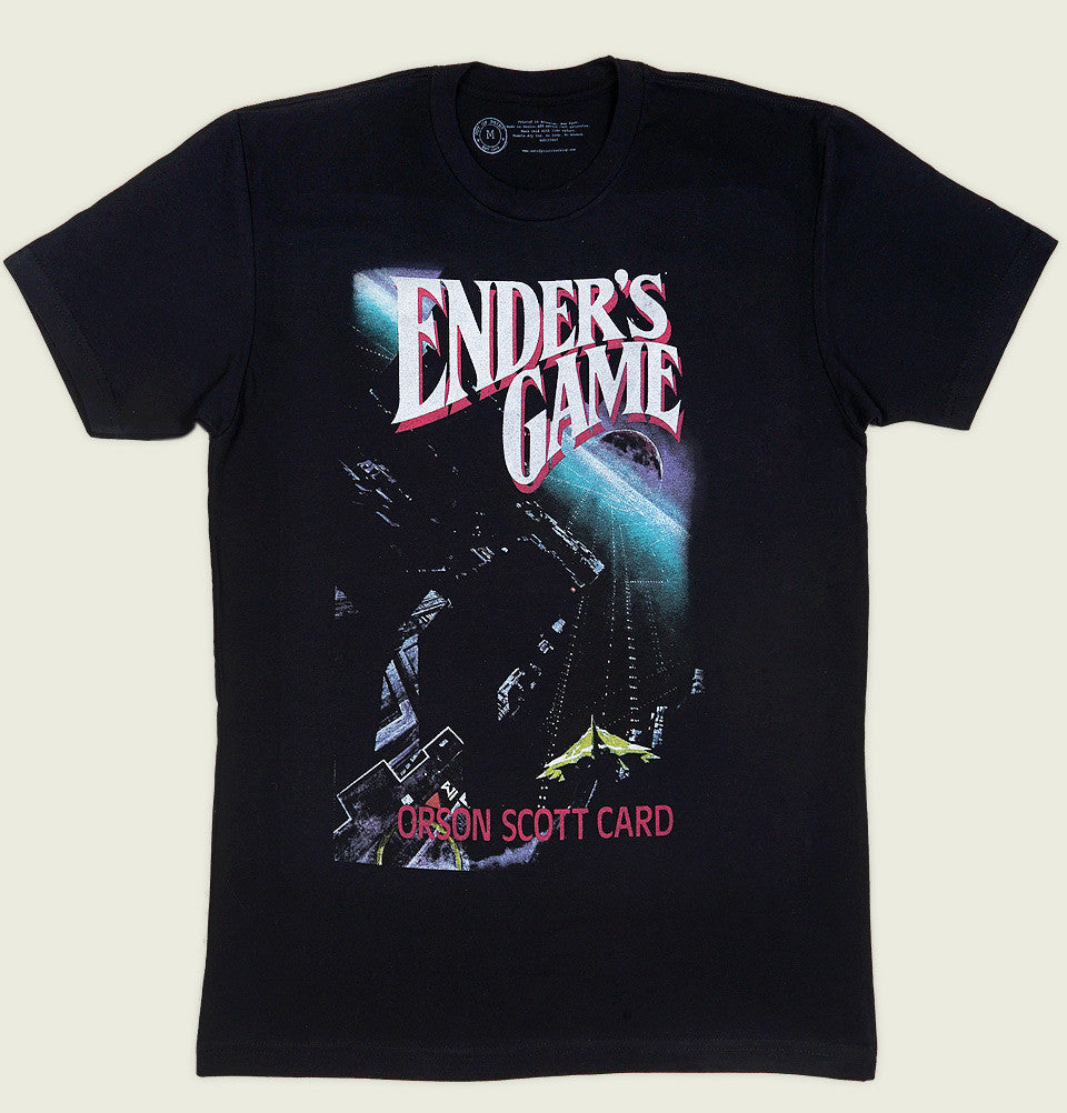t shirt ender s game by out of print graphic tee tees ca
