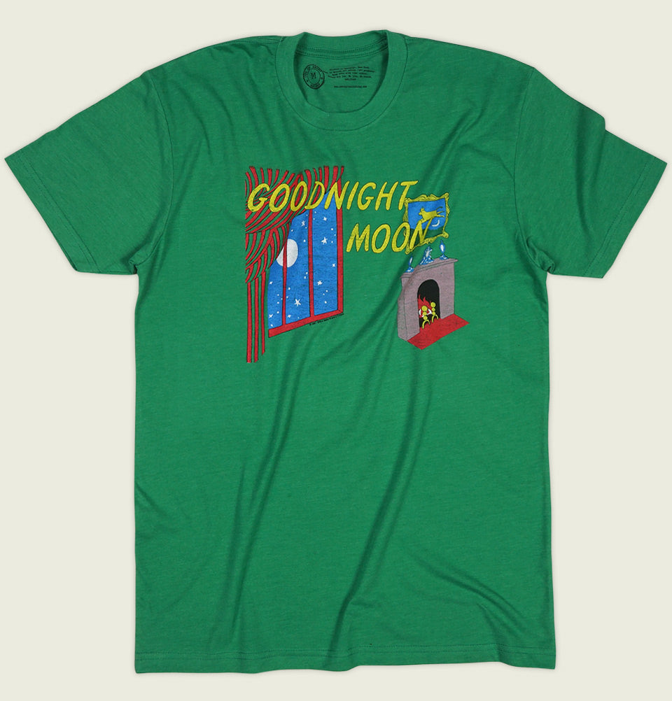 GOODNIGHT MOON Unisex T-shirt - Tees.ca