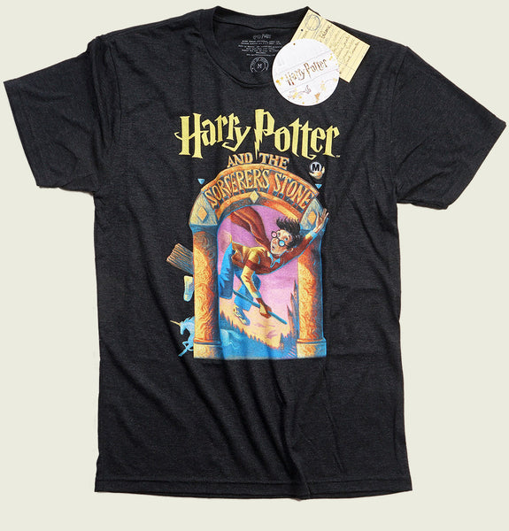 HARRY POTTER AND THE SORCERER'S STONE Unisex T-shirt - Out of Print - Tees.ca