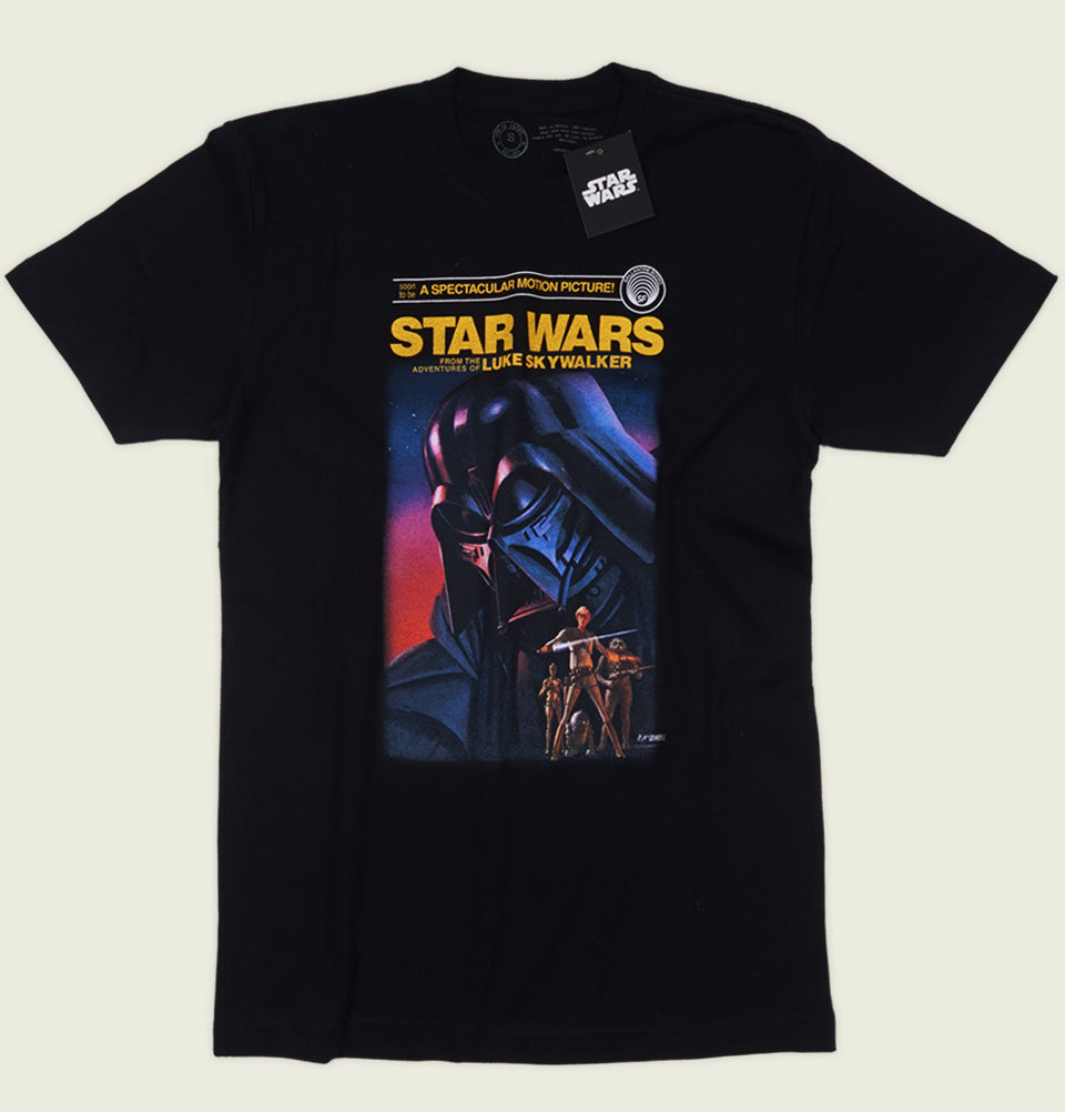 STAR WARS: FROM THE ADVENTURES OF LUKE SKYWALKER Unisex T-shirt - Out of Print - Tees.ca