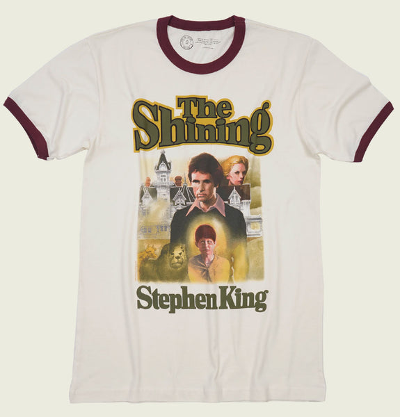 THE SHINING Unisex Ringer T-shirt