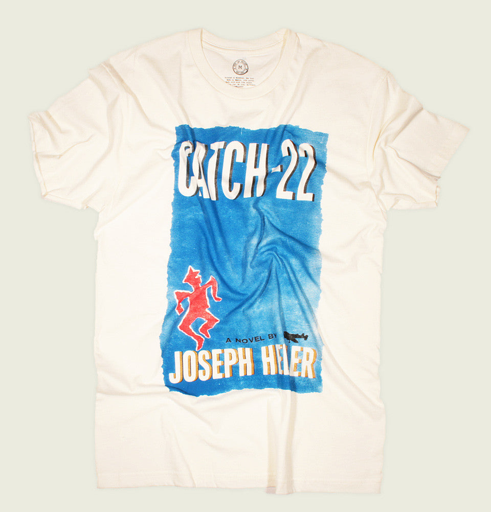 CATCH-22: US EDITION Men's Tee - Tees.ca