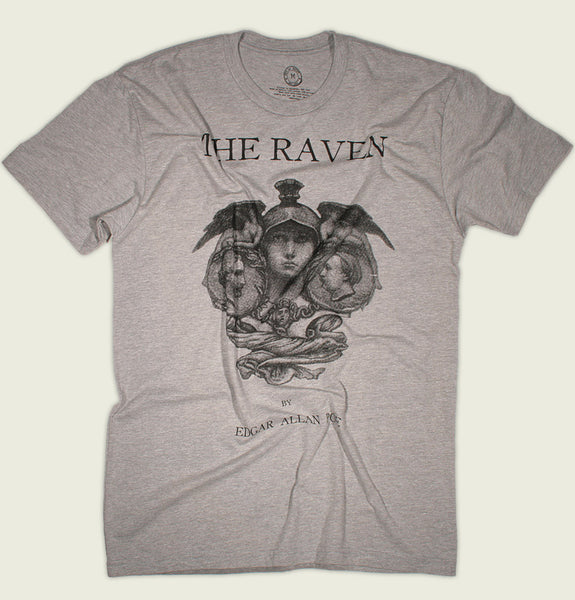 THE RAVEN Unisex T-shirt - Out of Print - Tees.ca
