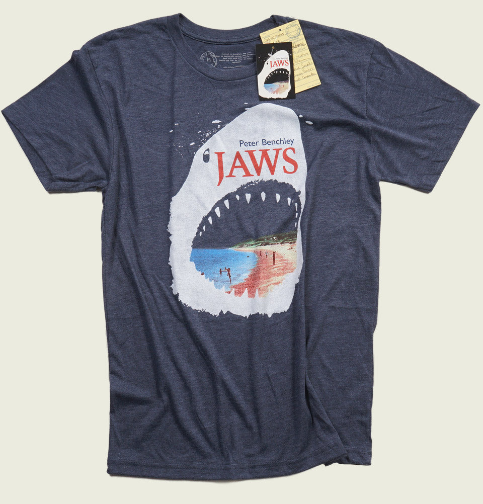 JAWS Unisex T-shirt - Tees.ca