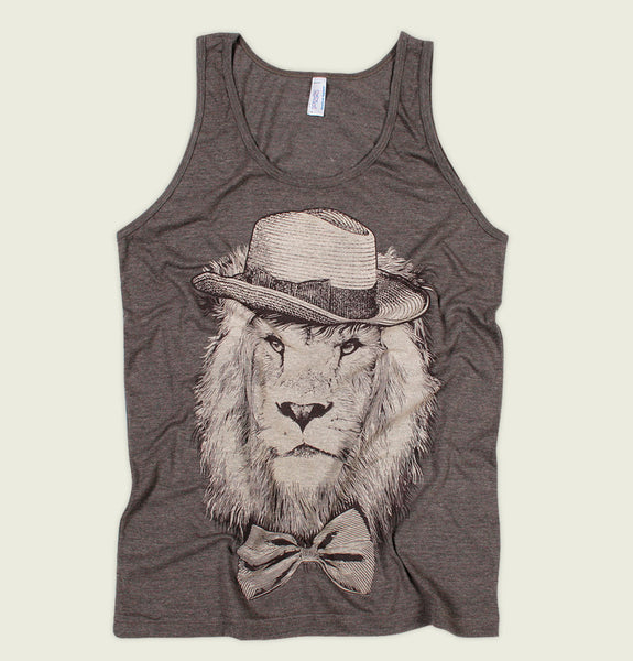 MR. LION Tank Top - Tees.ca