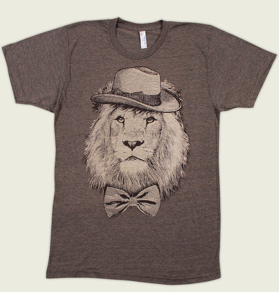 MR. LION Men's Tee - Tees.ca