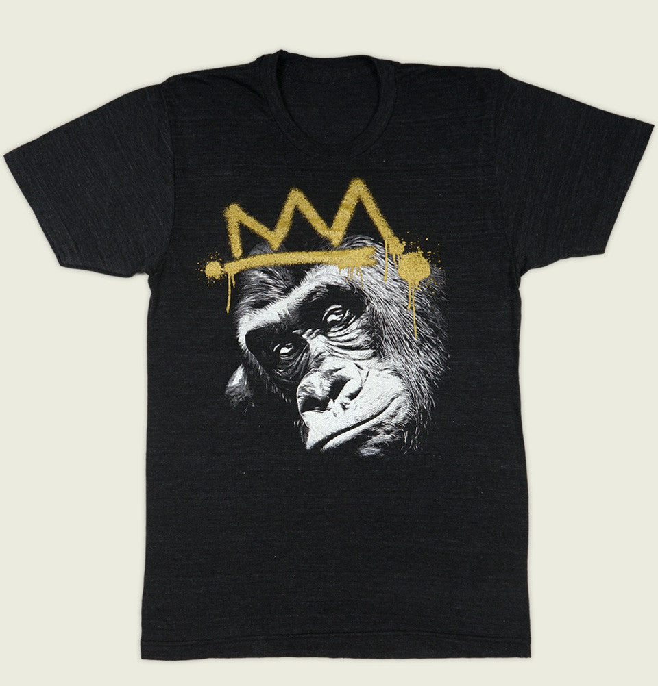 GORILLA KING Unisex T-shirt - Alter Jack - Tees.ca