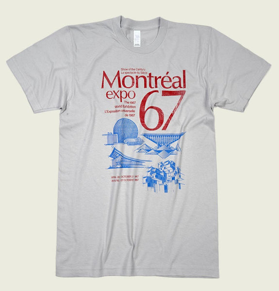MONTREAL EXPO 1967 Unisex T-shirt - t-shirtology - Tees.ca