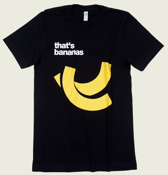 That's Bananas Unisex T-shirt