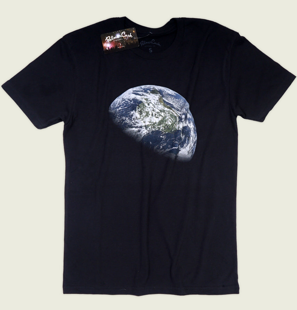 NASA PLANET EARTH Unisex T-shirt - PalmerCash - Tees.ca