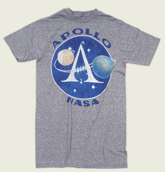 NASA APOLLO PROGRAM Unisex T-shirt - PalmerCash - Tees.ca
