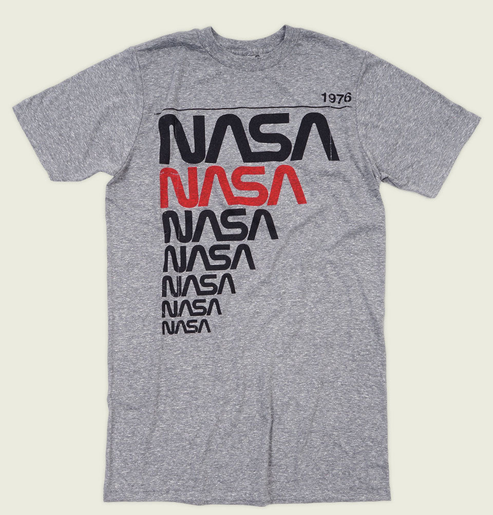 NASA WORM PROJECT Unisex T-shirt - PalmerCash - Tees.ca