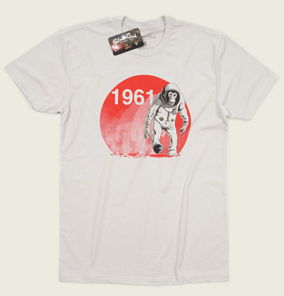 NASA NUMBER 65 Unisex T-shirt - PalmerCash - Tees.ca