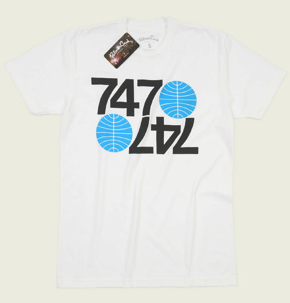 PAN AM 747 Unisex T-shirt - PalmerCash - Tees.ca