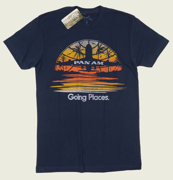 PAN AM GOING PLACES Unisex T-shirt