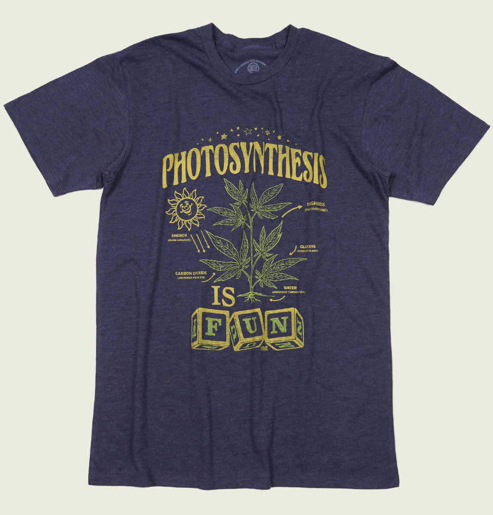 Photosynthesis is Fun Unisex T-shirt