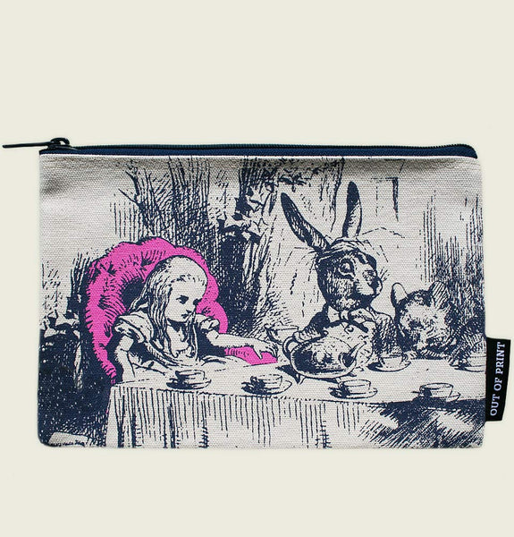 ALICE IN WONDERLAND POUCH - Out of Print - Tees.ca