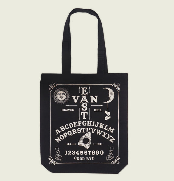 EAST VAN OUIJA BOARD TOTE BAG - EastVan.Supply - Tees.ca